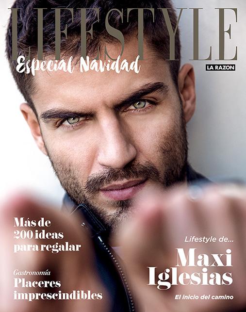 Maxi Iglesias para LIFESTYLE