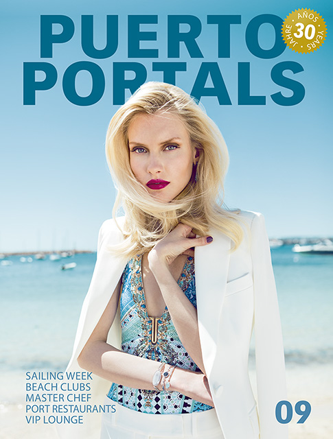 PUERTO PORTALS fashion magazine