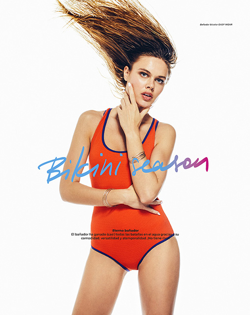 Bikini Season by El Corte Inglés