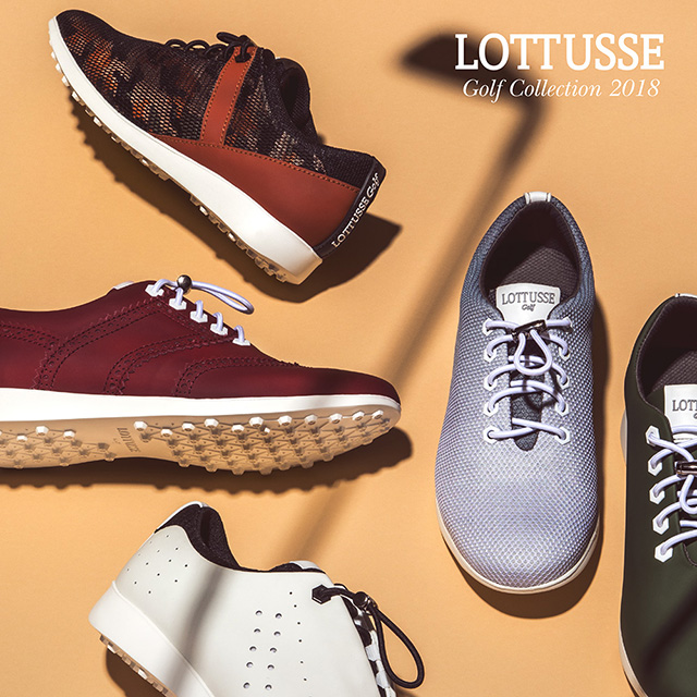 "LOTTUSSE ""Golf Collection 2018"""